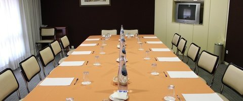 Meeting rooms City House Florida Norte Madrid Hotel