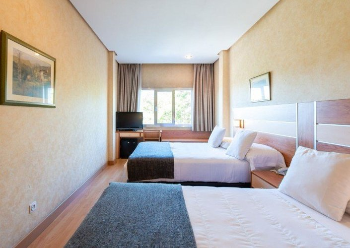 Classic room hotel faranda florida norte madrid