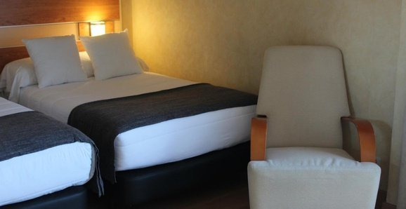 Classic Room City House Florida Norte Madrid Hotel