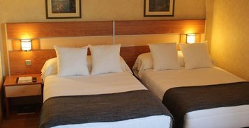 Superior room City House Florida Norte Madrid Hotel